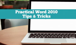 word2013tips and tricks